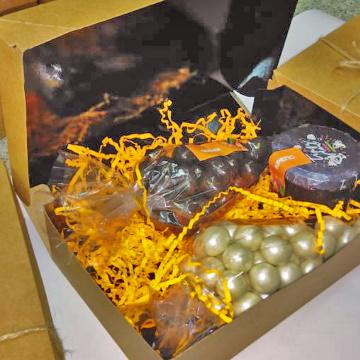 Создание брендированной подарочной упаковки
